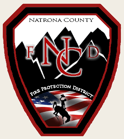 Natrona Coundy Fire District Badge